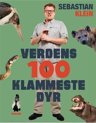 Verdens 100 klammeste dyr Sebastian Klein 9788711907382