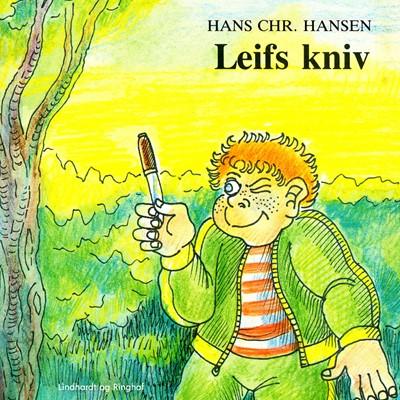 Leifs kniv Hans Christian Hansen 9788726066197