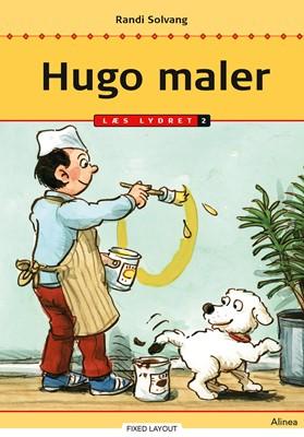 Hugo maler, trin 2 Randi Solvang 9788723544773