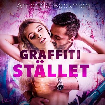 Graffitistället - erotisk novell Amanda Backman 9788726361179