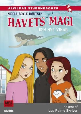 Havets magi 2: Den nye vikar Nicole Boyle Rødtnes 9788741506340