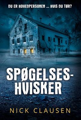 Spøgelseshvisker Nick Clausen 9788793456631