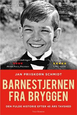 Barnestjernen fra Bryggen Jan  Priiskorn Schmidt, Klaus  Thodsen 9788793404885