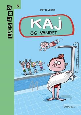 Kaj og vandet Mette Vedsø 9788702281996