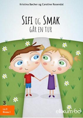 SIFI og SMAK 3 Kristina  Bøcher 9788770310529