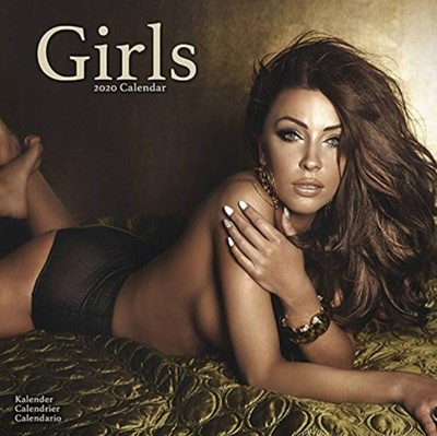 Girls Calendar 2020 Avonside Publishing Ltd 9781785807459