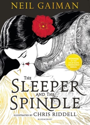 The Sleeper and the Spindle Neil Gaiman 9781408859650