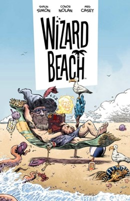 Wizard Beach Shaun Simon 9781684154739