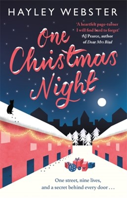 One Christmas Night Hayley Webster 9781409184355