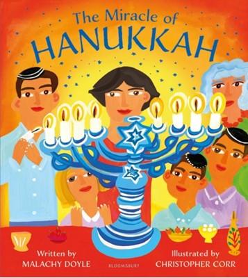 The Miracle of Hanukkah Malachy Doyle 9781472958365