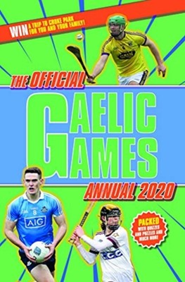 The Official Gaelic Games Annual 2020  9780717182664