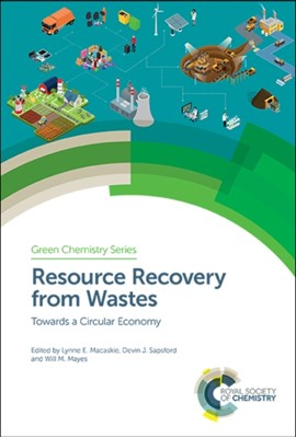 Resource Recovery from Wastes  9781788013819
