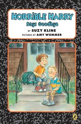 Horrible Harry Says Goodbye Suzy Kline 9780451479648