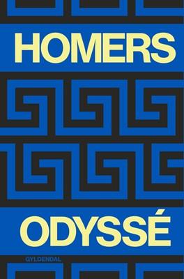 Homers Odyssé Homer 9788702294835