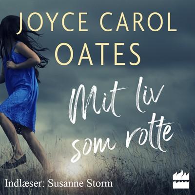 Mit liv som rotte Joyce Carol Oates 9789176337264