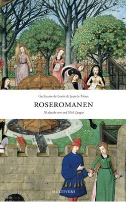 Roseromanen Jean de Meun, Guillaume de Lorris 9788779176133