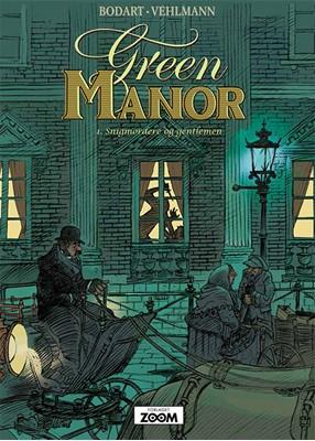 Green Manor 1: Snigmordere og gentlemen Vehlmann, Bodart 9788770211369