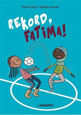 Rekord, Fatima! Marin Salto 9788772249346