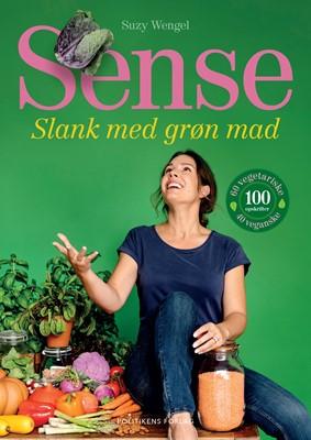 Sense - slank med grøn mad Suzy Wengel 9788740041842