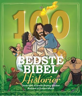 De 100 Bedste Bibelhistorier  9788772031354
