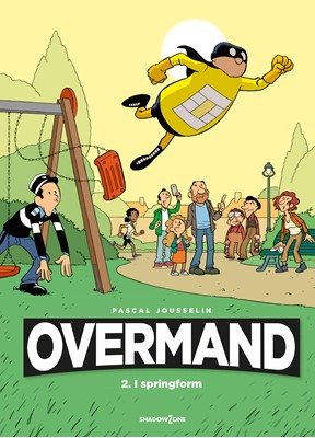 Overmand 2 - I springform Pascal Jousselin 9788792048356