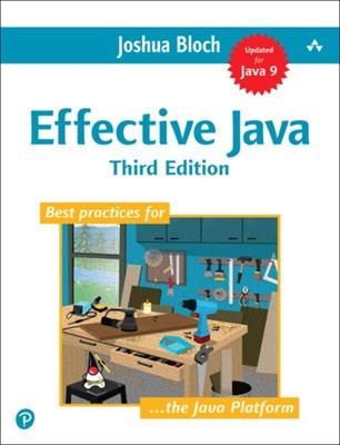 Effective Java Joshua Bloch 9780134685991