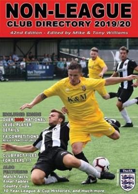 Non-League Club Directory 2019-20  9781869833992