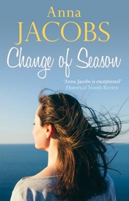 Change of Season Anna (Author) Jacobs 9780749025113