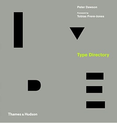 Type Directory Peter Dawson 9780500241547