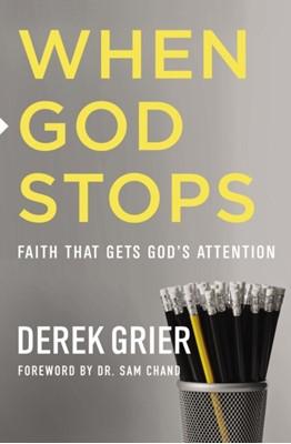 When God Stops Derek Grier 9781400213566