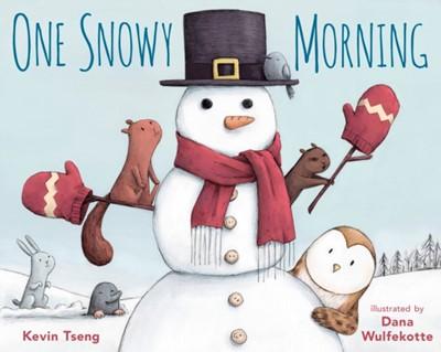 One Snowy Morning Kevin Tseng 9780735230415