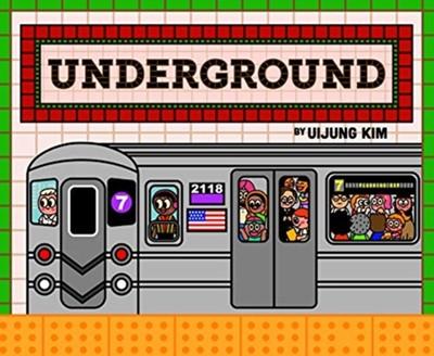 Underground Uijung Kim 9781908714695