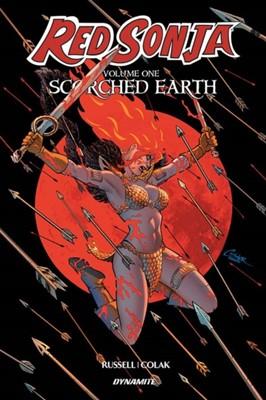 Red Sonja Volume 1 Mark Russell 9781524112769