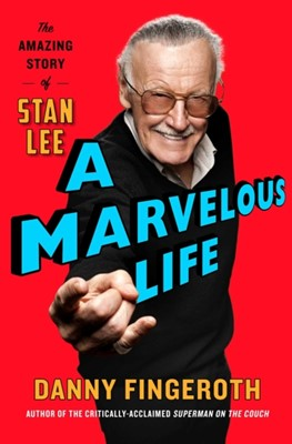 A Marvelous Life Danny Fingeroth 9781471185755