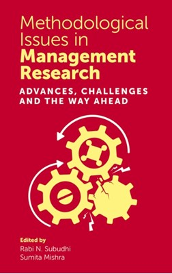 Methodological Issues in Management Research  9781789739749