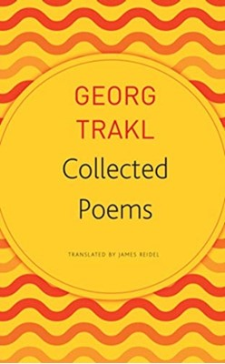 Collected Poems Georg Trakl 9780857427069