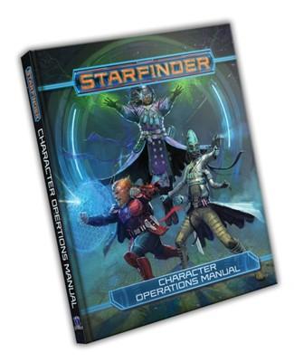 Starfinder RPG: Character Operations Manual Owen K. C. Stephens, Jason Keeley, Amanda Hamon, Joe Pasini 9781640781795