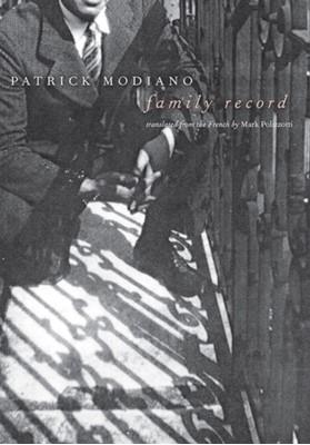 Family Record Patrick Modiano 9780300238310