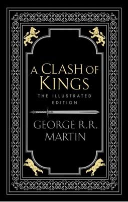 A Clash of Kings George R.R. Martin 9780008363741