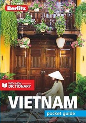 Berlitz Pocket Guide Vietnam (Travel Guide with Dictionary)  9781785731365