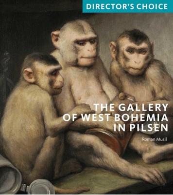 The Gallery of West Bohemia in Pilsen Roman Musil 9781785512001