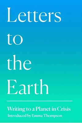 Letters to the Earth  9780008374440