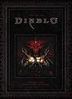 The Art of Diablo Jake Gerli, Robert Brooks 9781789092998