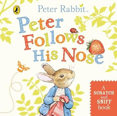 Peter Follows His Nose Beatrix Potter 9780241421666