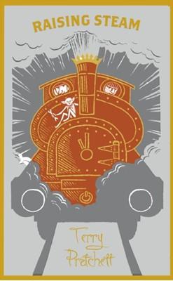 Raising Steam Terry Pratchett 9780857526502