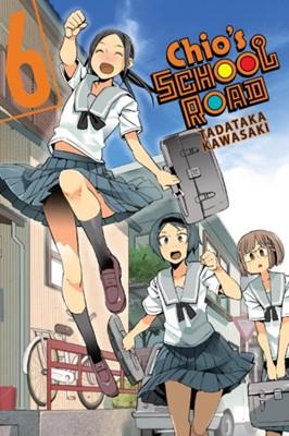 Chio's School Road, Vol. 6 Tadataka Kawasaki 9781975327736