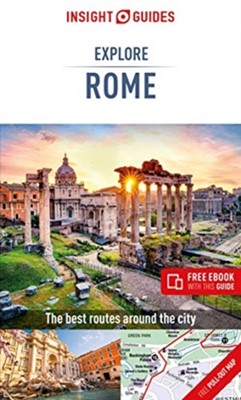 Insight Guides Explore Rome (Travel Guide with Free eBook) Insight Guides, Insight Guides Travel Guide 9781789191639