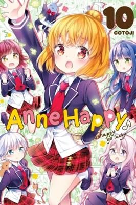 Anne Happy, Vol. 10 Cotoji 9781975358549