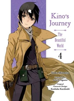 Kino's Journey: The Beautiful World Vol. 4 Keiichi Sigsawa 9781947194854