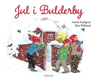 Jul i Bulderby Astrid Lindgren 9788702291407